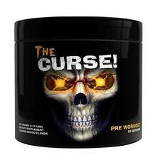 Cobra Labs The Curse Pre Workout Supplement Orange Mango Flavour, 50 Servings