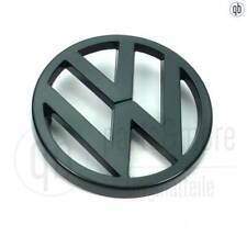 Original VW Emblem Zeichen Kühlergrill vorne Golf Scirocco schwarz 171853601