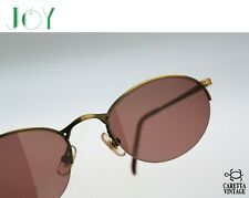 Joy 3708, 90s Vintage oval sunglasses - NOS