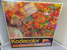 Kodacolor 500-Piece Jelly Beans Puzzle HoloGraFX New Puzzles