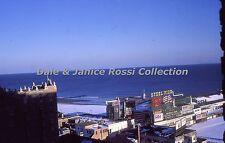 NJ005 35mm Slide Atlantic City NJ 1967 Kodachrome Transparency by Kodak