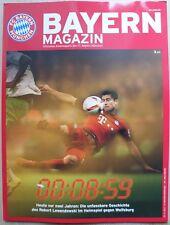 FC Bayern München - Bayern Magazin - 3.69 - 2017/18 - VFL Wolfsburg