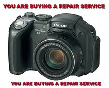 Canon S3 IS S3IS Repair Service for your Digital Camera with a 60 DAY WARRANTY