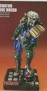 "7""PREDATOR Judge dredd SciFi movies Resin Model Kit 1/8"