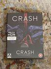 Crash+-+4K+LE+%28New+Sealed+Arrow+Cronenberg+OOP+OOS+Halloween+Horror+Sci-Fi%29