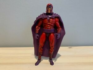 Marvel Universe Hasbro 3.75 Action Figure Magneto Secret Wars Loose Complete HOT