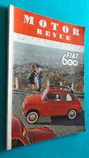 Motor Revue, Europa-Motor, Heft 28, Winterausgabe 1958