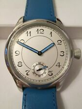 EXCELLENT VINTAGE MILITARY style WATCH movement ETA 6498 17 jewels SWISS made