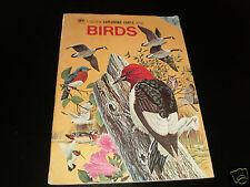 GOLDEN BOOK EXPLORING EARTH  -BIRDS