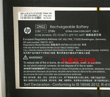 DN02 - Genuine 37Wh Battery for HP Pro Slate 12 Series 780731-2C1 HSTNH-C412D-SD