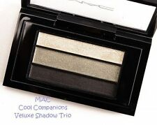 M·A·C Veluxe A Trois Pearlfusion Shadow Trio Cool Companions EyeShadow Palette