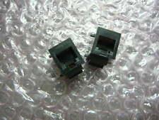 POWER DYNAMICS PJ-6P4C-1-90B5 Modular Jack RJ11 Coupler 6-Pin 4-Contact Qty.2
