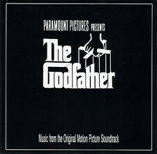 THE GODFATHER - MUSIC FROM THE MOTION PICTURE SOUNDTRACK / CD - TOP-ZUSTAND