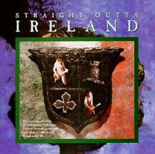 STRAIGHT OUTTA IRELAND (CD 1993)Celtic Folk Rock Young Dubliners*Fatima Mansions