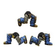 Kromlech BNIB Marines Space Legionaries Kneeling Legs (6)