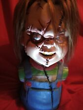 Chucky Life Size 1:1 Doll Latex Bust no Sideshow Handmade Child's Play ShipEU24€