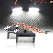 per Mercedes Benz ML W164 x164x 2x LED TARGA LUCE TARGA KIT LAMPADINE
