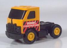 "Buddy L Construction Semi Cab Truck COE Cabover 3.25"" Scale Model"
