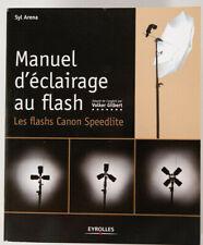 Manuel d'éclairage au flash Speedlite canon