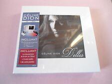Rare NEW Celine Dion Delles Incluant Collector's Edition CD +DVD NTSC Box Set