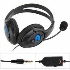 Wired Gaming Headset Headphones with Microphone for Sony PS4 PlayStation 4