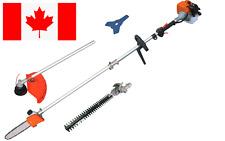 KASEI 63cc 10  Feet Gas Articulating Hedge Trimmer Chainsaw Brush cutter EPA