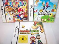 Spiele für Nintendo DS lite DSi XL 3DS 2DS New Super Mario Bros. Party Bowser