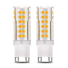 2-Pack, G9 LED Bulb - 7W / 550LM , 60 Watt Halogen Bulbs Equivalent, Warm W U5V5
