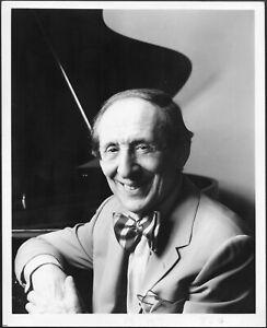 Pianist Vladimir Horowitz Original 1970s NBC TV Photo Al Hirschfeld Caricature