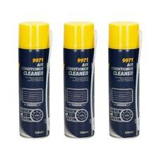 3x 520ml Mannol Klimaanlagenreiniger 9971 Air Conditioner Cleaner Hygiene Satz