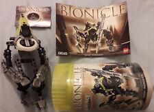 DISCO Inc FILTRO LEGO BIONICLE Vahki 8618-rorzakh-ottime condizioni