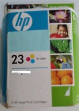 HP Printer Ink Cartridges  23, 29, 45, 74XL, 75XL, 02  New
