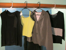 lot of FOUR / 4 / XL women's blouses / jacket - JONES / APOSTROPHE / DANNY