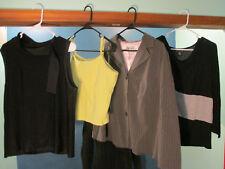 lot of FOUR / 4 / XL women's blouses / jacket - JONES / APOSTROPHE / DANNY