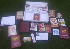 The Food Lovers 21 Day Transformation Weight Fat Loss System Diet DVDs CDs Books