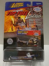 Johnny Lightning Top Fuel Legends 1970 Soapy Sales Steve Carbone Diecast C36-17