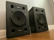 Pair Tannoy CPA15 Dual Concentric Speakers. 3836 Drivers. Full Range 8 Ohm.