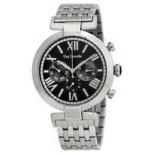 Guy Laroche Grey Dial Mens Stainless Steel Watch G2009-04