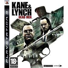 Kane & Lynch Dead Men PS3 NEW