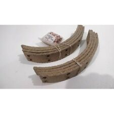 Ford Anglia 105E 997cc Brake shoe liners with rivets (Axel Set) NON ASBESTOS