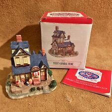 1993 Liberty Falls Collectible Ah22 Tully's General Store The Americana Collecti