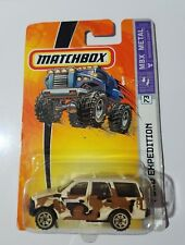 MATCHBOX FORD EXPEDITION #73 METAL