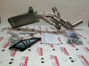 Exhaust Termignoni IN Titanium With up-Map X Ducati Multistrada 1260 96481471A