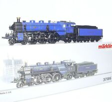 Marklin Digital AC HO Bavarian K.BaySts.B. S 3/6 STEAM LOCOMOTIVE + SOUND! MIB!