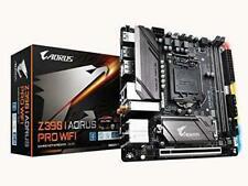 GIGABYTE Z390 I AORUS PRO WIFI - ITX Motherboard Intel