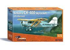Bellanca CH-400 Skyrocket (US.Marines) << Dora Wings #72013, 1:72 scale