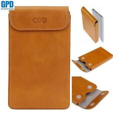 GPD Pocket Protective Leather Case Bag for 7 Inch Windows 10 System UMPC Mini