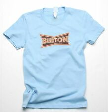 Burton Bright Lights Short Sleeve Tee (Blue) M