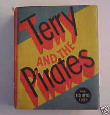 Big Little Book #1156 Terry and the Pirates, Nice