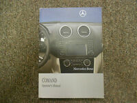 2010 MERCEDES BENZ COMAND Operators Manual Edition A FACTORY OEM BOOK 10